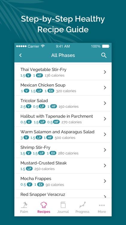South Beach Diet Tracker screenshot-5