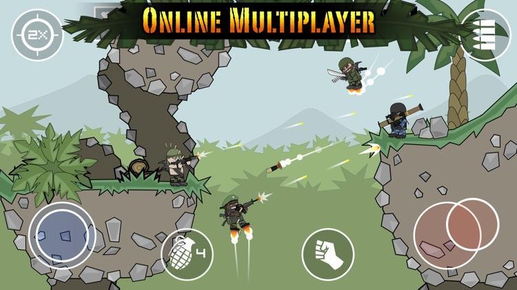 Doodle Army 2 : Mini Militia