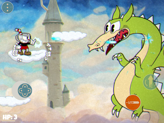 CUPHEAD MOBILE VERSION screenshot 5
