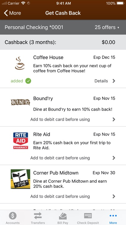 Rocky Mountain Bank Mobile screenshot-6