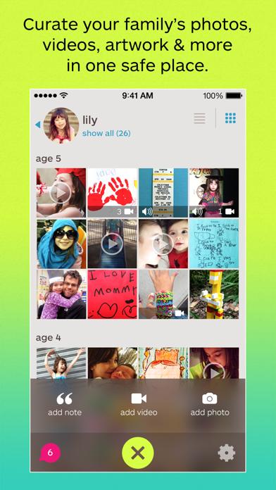 Keepy - Artwork Schoolwork screenshot