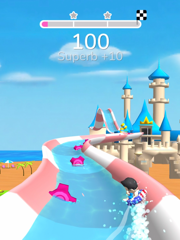 Waterpark: Slide Race screenshot 10
