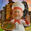 虚拟厨师大师烹饪疯狂大亨3D:疯狂的厨房厨师驾驶和出售游戏