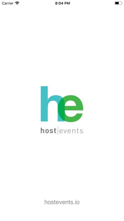 HostEvents