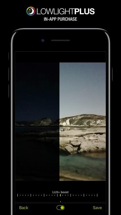 ProCamera. Screenshot