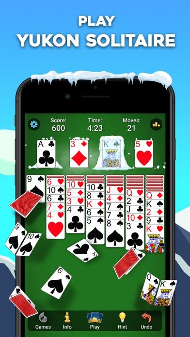 Yukon Russian – Solitaire Game screenshot 6