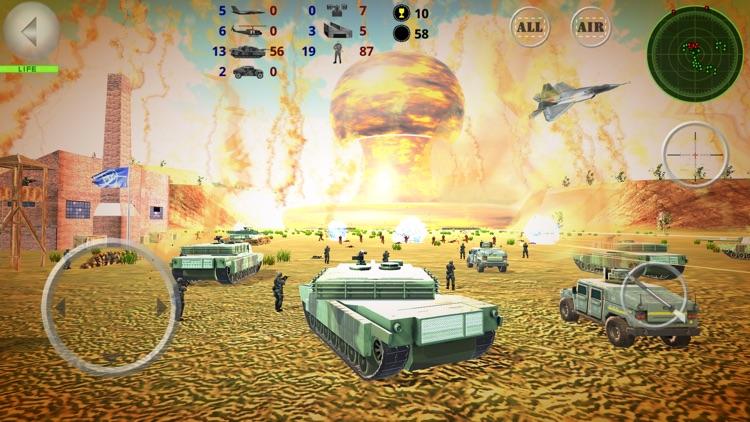 Battle 3D - Strategy game screenshot-0