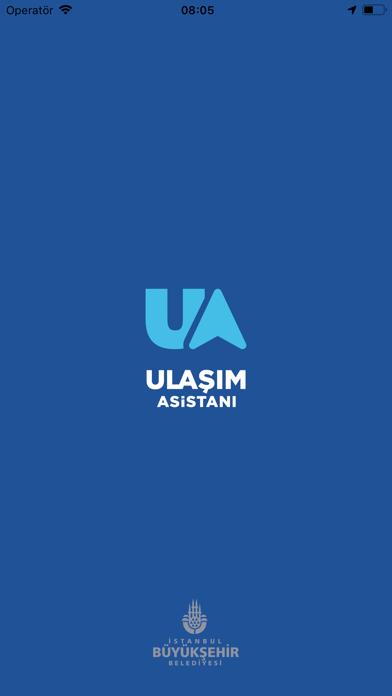 Ulasim Asistani app image