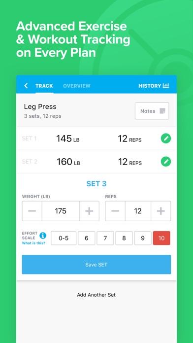 Bodybuilding.com All Access Screenshot