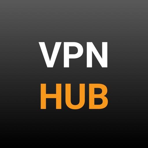 VPNHUB Unlimited Anonymous VPN iOS App