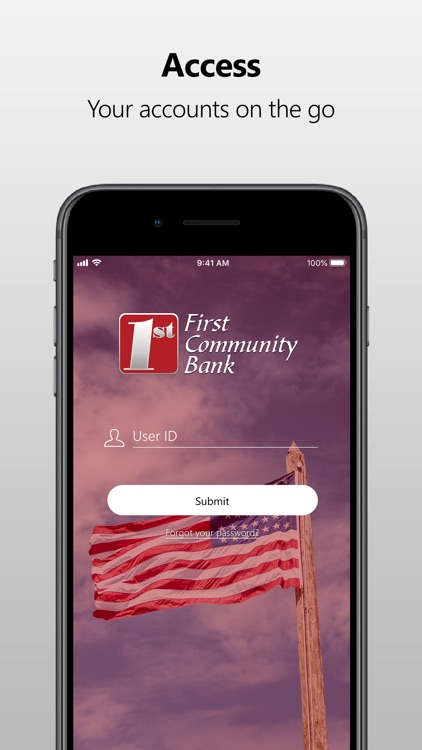 FCB Mobile Banking screenshot-0