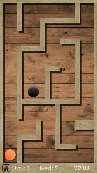 Classic Ball Maze screenshot #4
