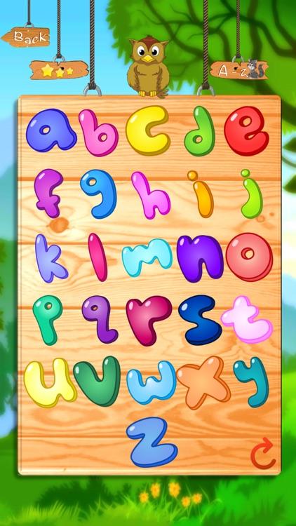 ABC Writing Alphabet Tracing A screenshot-4