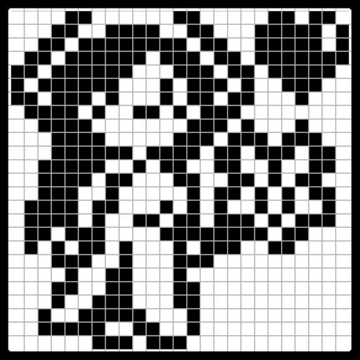 Японский кроссворд Галактика 2
