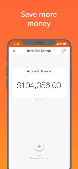 Easy Spending Expense Tracker Screenshot