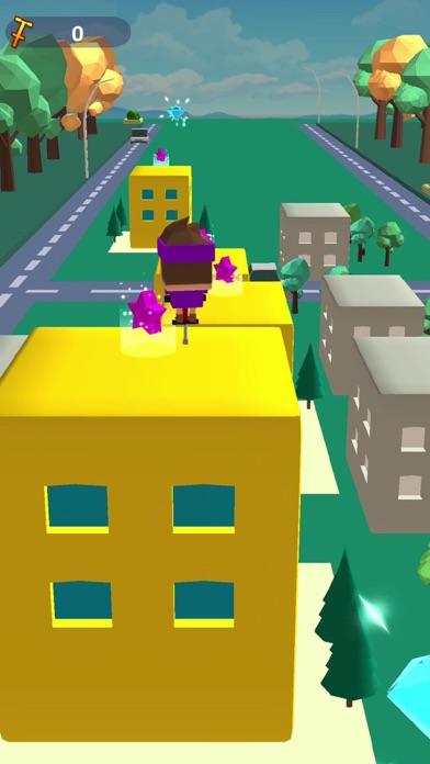 Pogo Hop 3D screenshot 1