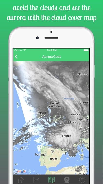 AuroraCast - Aurora Forecast screenshot-6
