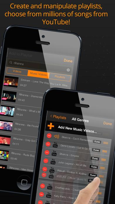 AudioViz  - View Songs screenshot three