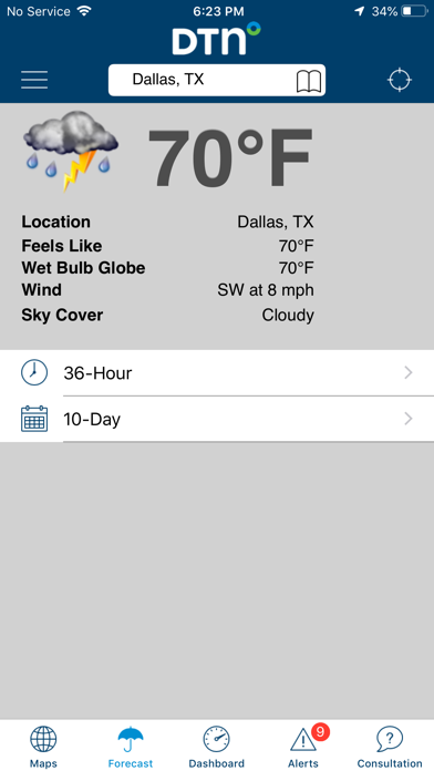 download WeatherSentry® SmartPhone apps 4