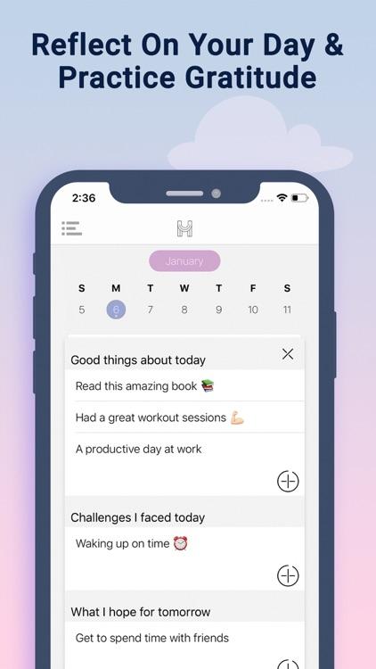 The Happiness Planner screenshot-3