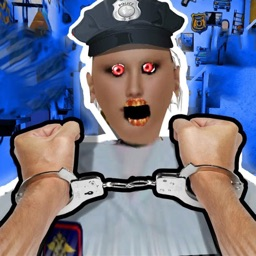 #1 POLICE Granny Horror Game