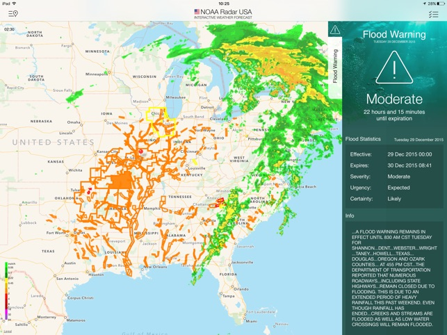 Weather Radar⁺ on the App Store