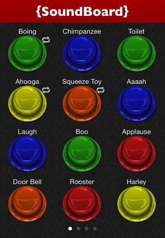 Sound Board Lite- Funny Sounds - náhled