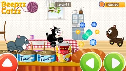 Beepzz Cats - Kids car racing screenshot two