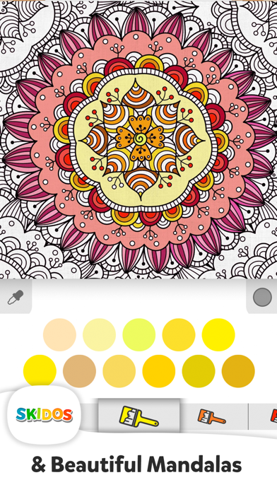 Drawing & Colouring for Kids screenshot #5