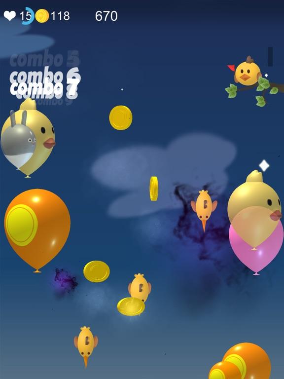 Poke Balloon:Rise up screenshot 9