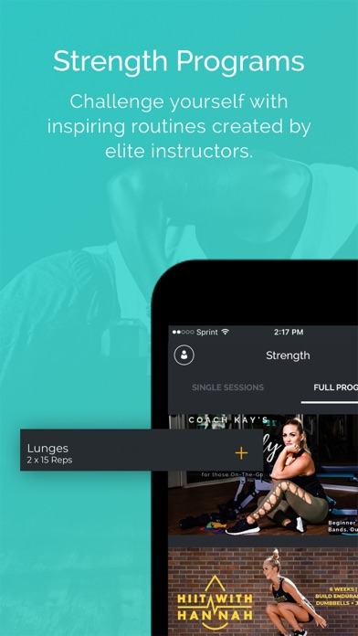 Fit Radio review screenshots