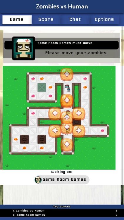 Zombies vs Human Same Room screenshot-3
