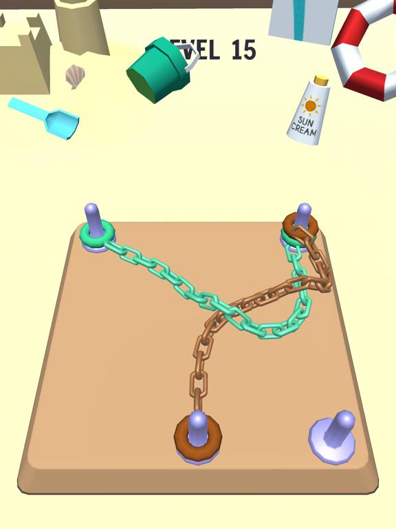 Go Knots 3D screenshot 11