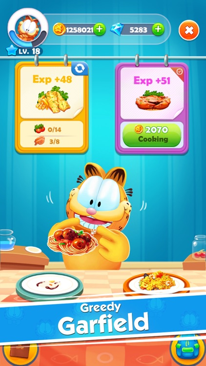 Garfield Rush By Mindgo Limited