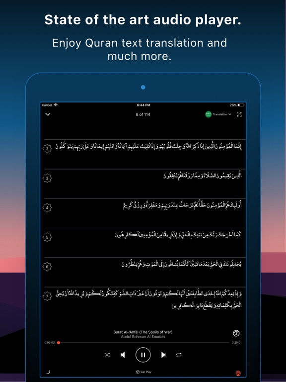 iPad Screenshot