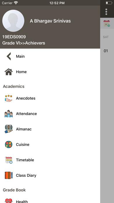 EDIFY SCHOOL TIRUPATI screenshot 1