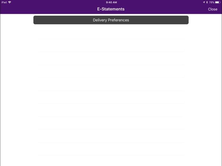 UNITE Credit Union for iPad screenshot-3
