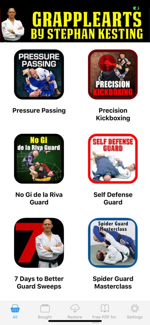 BJJ Master App by Grapplearts on the App Store