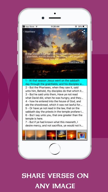 ASV Bible Offline - Holy Bible screenshot-5