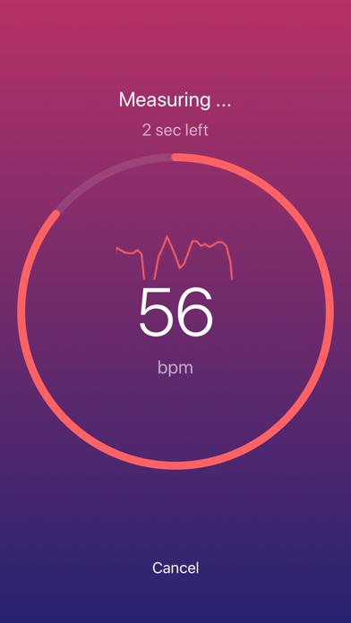 Heart Rate Monitor +++ Screenshots