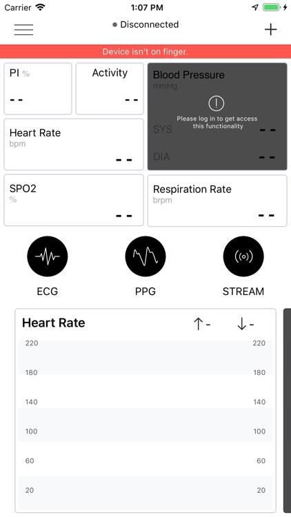 Sensogram screenshot-4