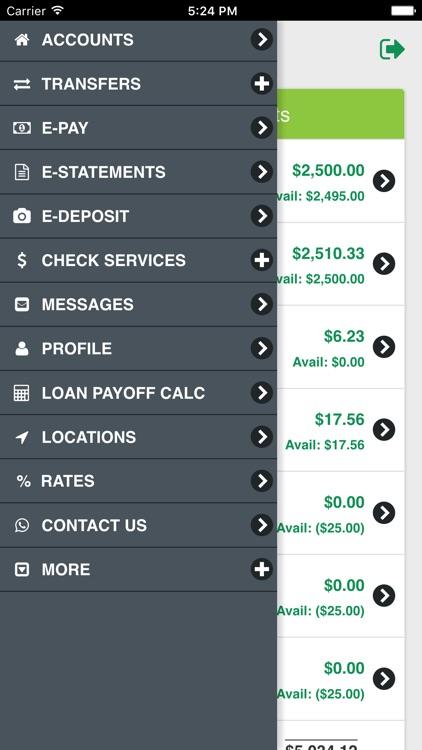 Nutmeg Mobile Banking screenshot-3