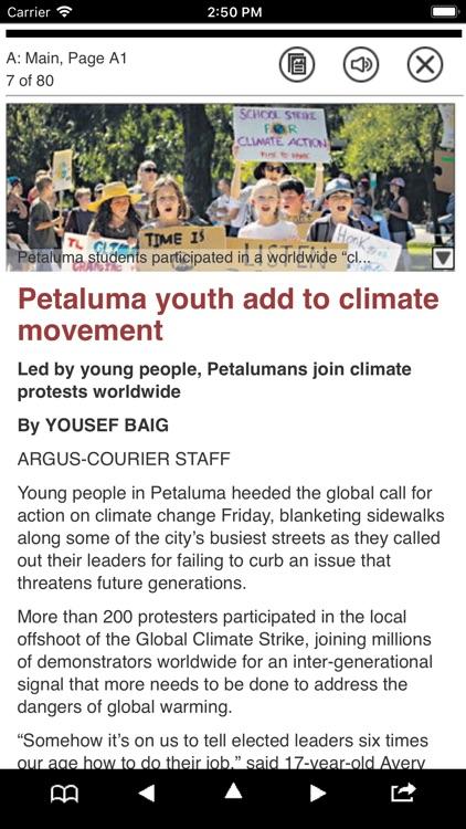 Petaluma Argus Courier screenshot-3