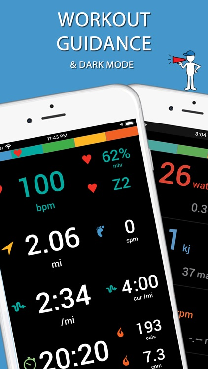 iWalker Tracker + Heart Rate screenshot-6
