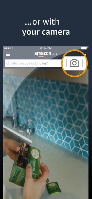Amazon on the App Store