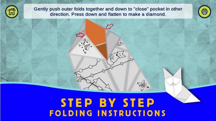 My Paper World - AR origami screenshot-4