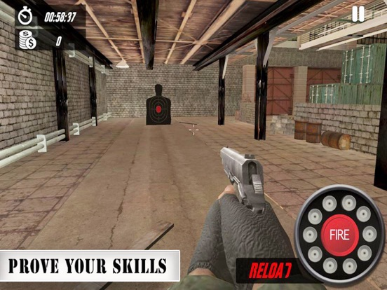 Gun Shooting Target Range screenshot 4