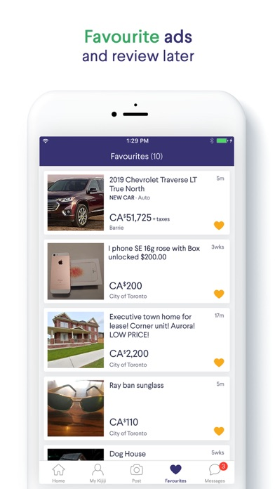 Download Kijiji Ads: Shop Local & Save for Pc