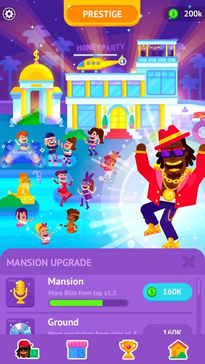 Partymasters - Fun Idle Game screenshot-6