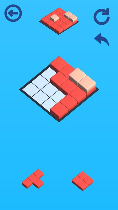 Block Land 3D screenshot 8